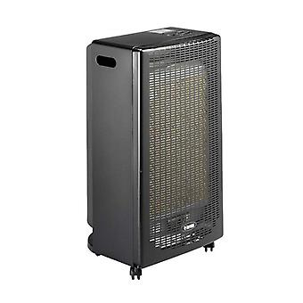 Gas Heater Bartolini K308 2900W Black