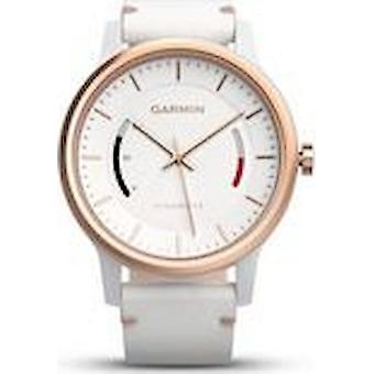 Garmin - SmartWatch - Unisex - vivomove classic with leather bracelet rose gold