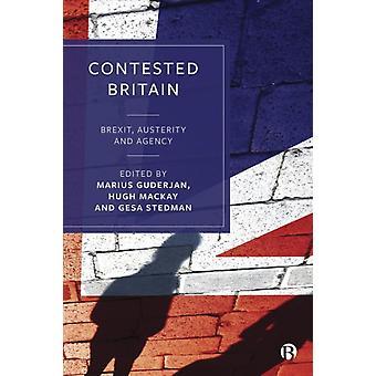 Contested Britain by Marius Guderjan