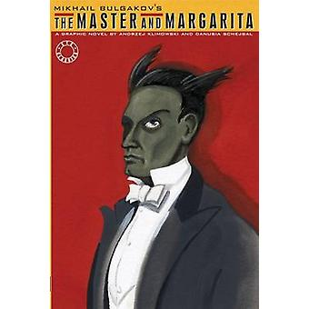 The Master and Margarita - A Graphic Novel by Andrzej Klimowski - Danu