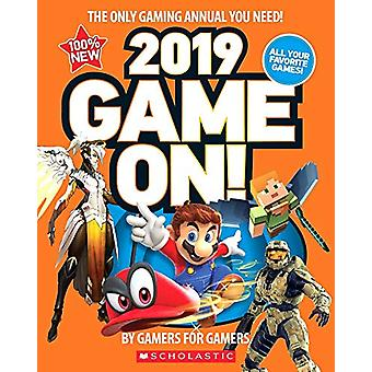 Game On! 2019 by Scholastic - 9781338283563 Book