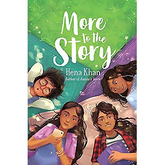 More to the Story by Hena Khan - 9781481492096 Book