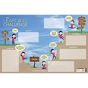 The Learning Challenge Dry-Erase Poster by James A. Nottingham - 9781