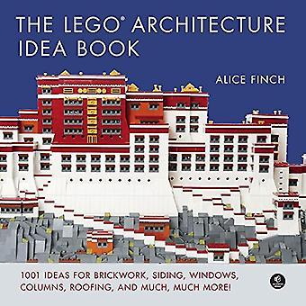 The Lego Architecture Ideas Book - 1001 Ideas for Brickwork - Siding -