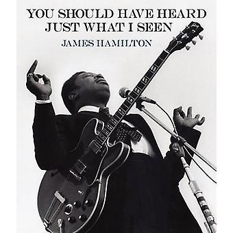 James Hamilton - You Should Have Heard Just What I Seen - The Music Pho