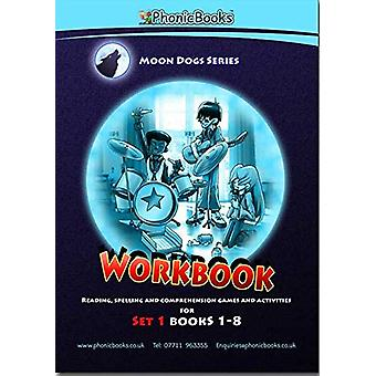 Moon Dog Workbook Set 1 by Clair Baker - 9781907170973 Book