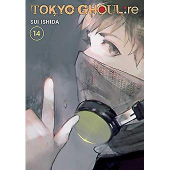 Tokyo Ghoul - re - Vol. 14 by Sui Ishida - 9781974704453 Book