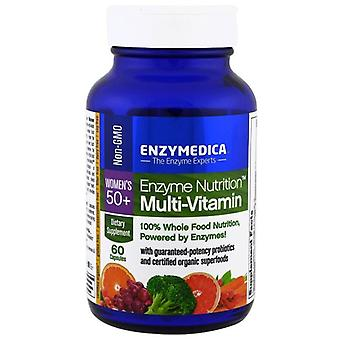 Enzymedica Enzyme Nutrition Women's 50+ Capsules 60 (14020)