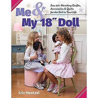 """Me & My 18"""" Doll - Sew 20+ Matching Outfits - Accessories &am"""