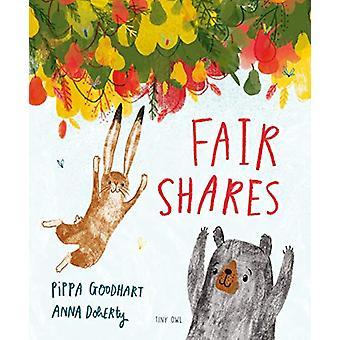 Fair Shares by Pippa Goodhart - 9781910328507 Book