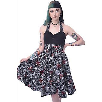 Harteloze ambachtelijke jurk