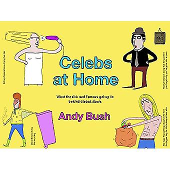 Celebs At Home by Andy Bush - 9781783528196 Book