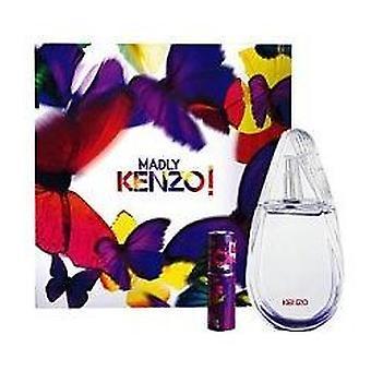 Kenzo - Madly Kenzo! Geschenkset 50 ml und nachfüllbarer Reiseflakon 8 ml - Eau De Parfum - 50ML