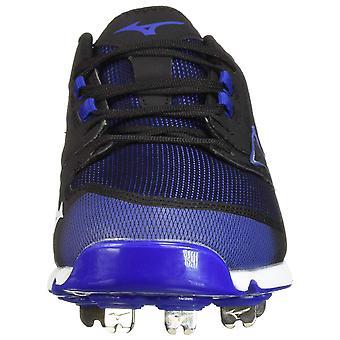 Mizuno Men's 9-Spike Dominant Ic Low Metal Baseball Cleat Shoe