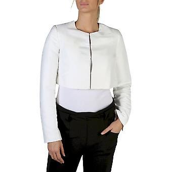 Guess - Bekleidung - klassische Jacke - W83N16_TWHT - Damen - Weiß - L