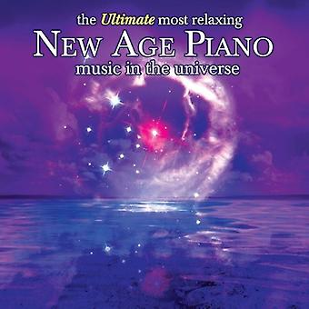 Ultimate Most Relaxing New Age Piano - Ultimate Most Relaxing New Age Piano [CD] USA import