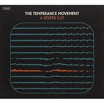 Temperance Movement - Deeper Cut [CD] USA import