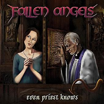 Even Priest Knows [CD] USA import