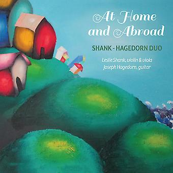 At Home & Abroad [CD] USA import