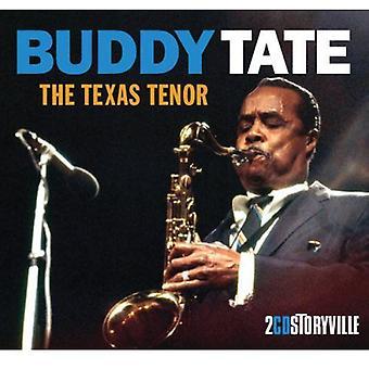 Bubby Tate - Texas Tenor [CD] USA import