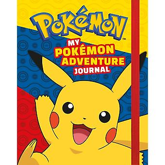 Min Pokemon Adventure Journal av Scholastic