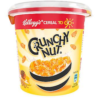 Kellogg's Crunchy Nut Cereal to Go Pot