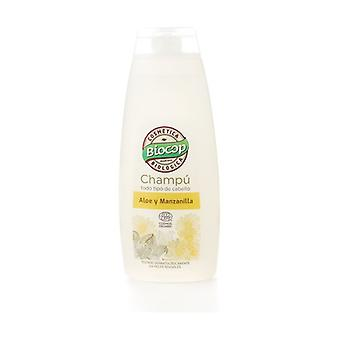 Aloe chamomile shampoo 400 ml