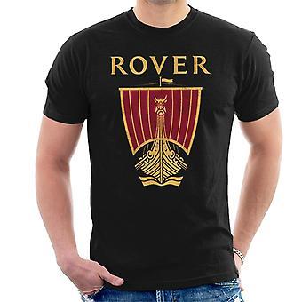 Rover Logo British Motor Heritage Men's T-Shirt