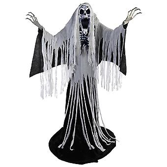 Towering Wailing Soul 76 Inch Prop Animated Halloween Decoration