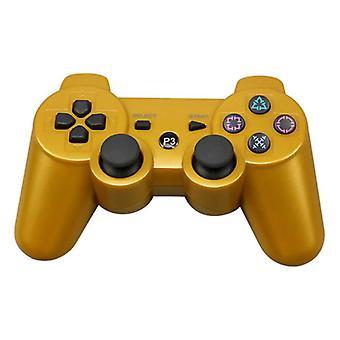 الاشياء المعتمدة® وحدة تحكم الألعاب لبلاي ستيشن 3 - PS3 بلوتوث غمبد الذهب