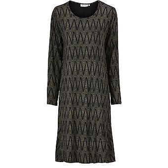 Masai Clothing Guella Zig Zag Print Tunic