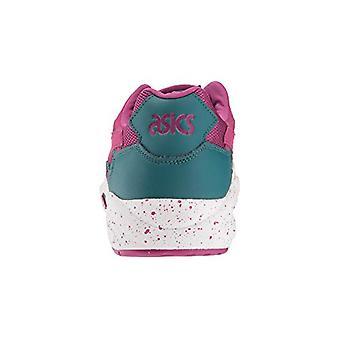 ASICS Tiger Womens gel-diablo Suede Low Top Lace Up Running Sneaker