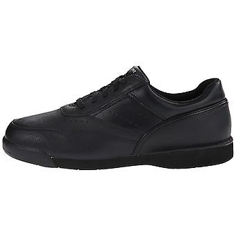 Rockport Men's Shoes M7100 ProWalker Leather Low Top Lace Up Walking Shoes