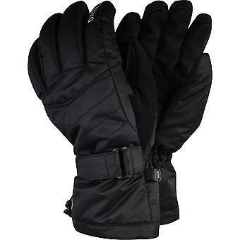 Odvážte sa 2B Ženy's Akútne rukavice Čierna