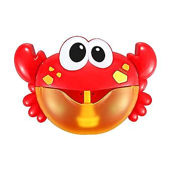 Baby Bath Bubble Crab & Blower Toy