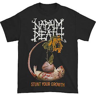 Napalm Death Stunt Your Growth T-paita
