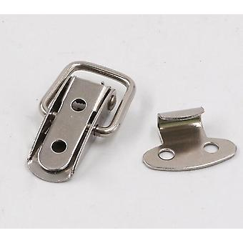 Mini Stainless Steel, Universal Buckle-spring Loaded Chest Latch