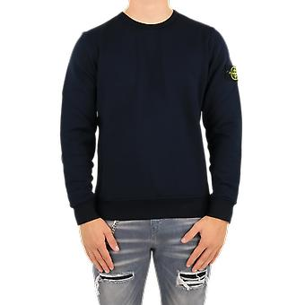 Stone Island Sweat-Shirt Azul MO731565247V0020 Top