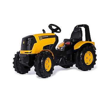 Rolly toys jCB X-trac premium tractor for 3 - 10 years old - yellow