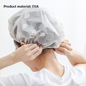 Extra Large Print Satin Silk Bonnet Sleep Cap With Premium Elastic Band, Women
