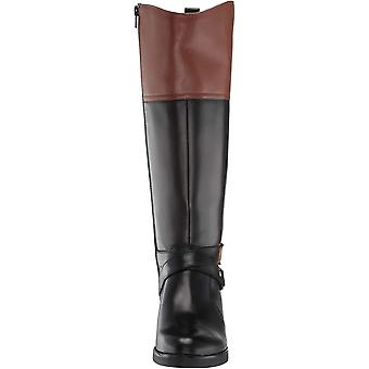 Bandolino Women's Shoes Jimani Leather Closed Toe Knee High Fashion Boots