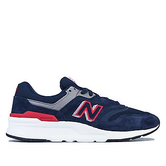 Men's New Balance 997H Trainers in Blue