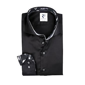 R2 Long Sleeved Shirt Black