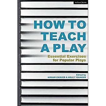 Hoe een toneelstuk te leren