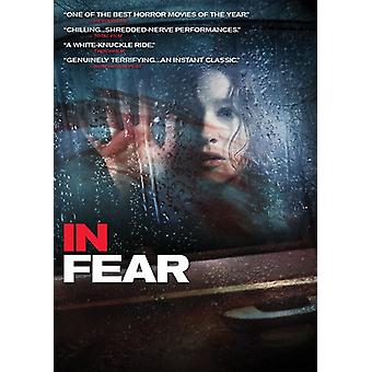 In Fear [DVD] USA import