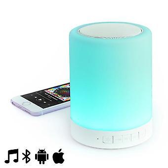 Bluetooth speaker with LED lighting LED 3W