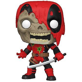 "Marvel Zombies Zombie Deadpool 10"" US Exclusive Pop! Vinyl"