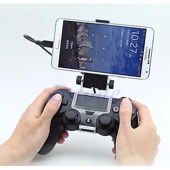 Playstation Ps4 -peliohjain - Älykäs matkapuhelin Clip Clamp Mount Holder
