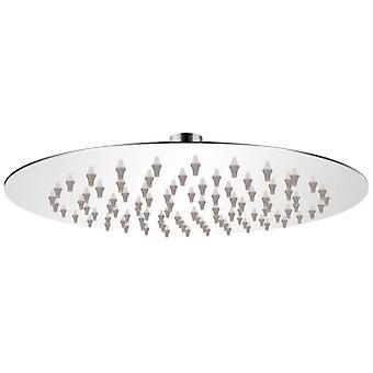 vidaXL Rain shower head stainless steel 20 cm Round