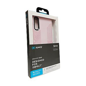 Speck Presidio Grip Case for Samsung Galaxy A50 - Ballet Pink/Ribbon Pink